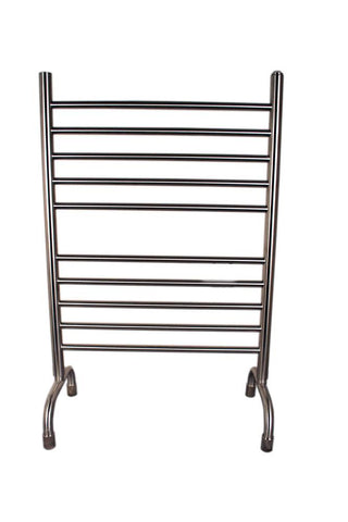 Amba Products Towel Warmer SAFSB-24 Freestanding 24 - Brushed - Peazz.com