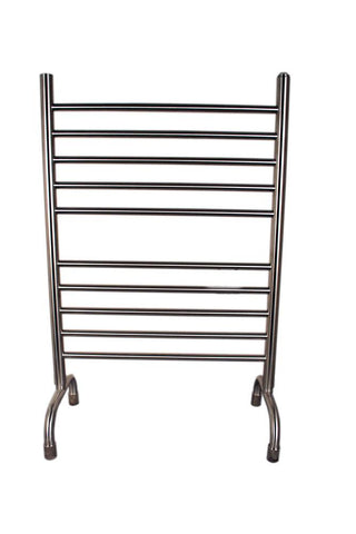 Amba Products Towel Warmer SAFSP-24 Freestanding 24 - Polished - Peazz.com