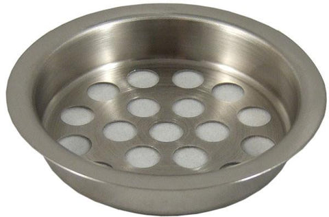 Stainless Steel Ashtray Insert - Small - Peazz.com