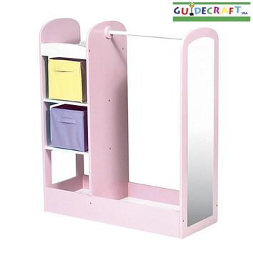 Guidecraft See and Store Dress-up Center - Pastel - Peazz.com