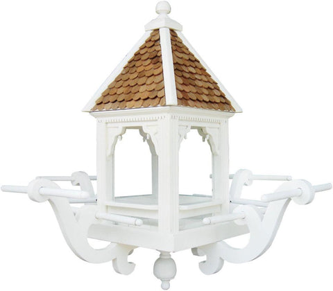 Signature Series The Windamere Hanging Feeder by Home Bazaar (HB-2015) - Peazz.com