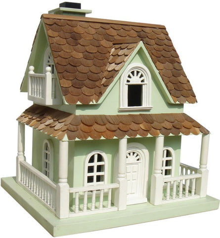 Signature Series Hobbit House (Green) by Home Bazaar (HB-2022G) - Peazz.com