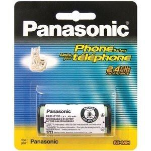 Panasonic 2.4V Replacement Cordless Telephone Battery for KX-TG2400 Series HHR-P105A - Peazz.com