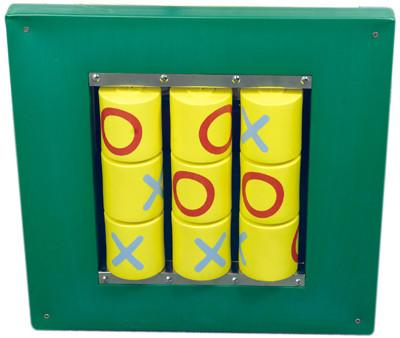 Anatex BZC1051 Busy Cube - Tic-Tac-Toe Wall Panel - Peazz.com