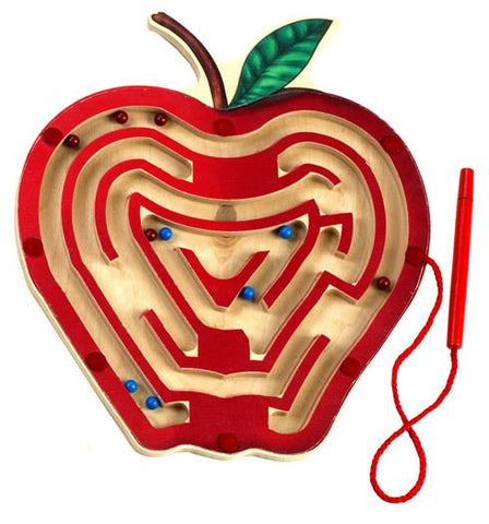 Anatex MA6017 Magnetic Apple Maze - Peazz.com