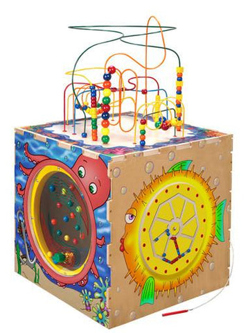 Anatex SPC6004 Sea Life Play Cube - Peazz.com