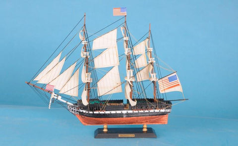 "Handcrafted Model Ships Constitution-LIM-15 USS Constitution Limited 15"" - Peazz.com"