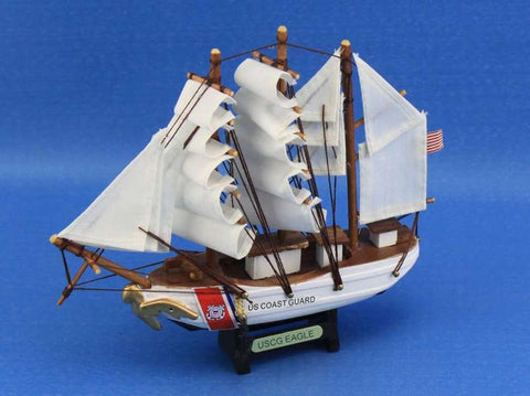 "USCG Eagle 7"" - Peazz.com"