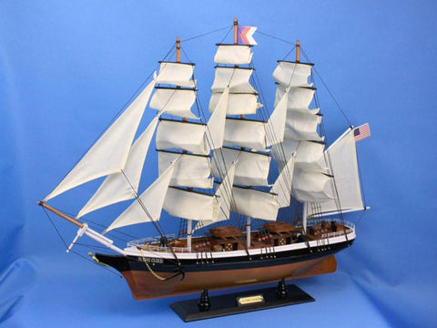 "Handcrafted Model Ships Flying-Cloud-30R Flying Cloud 30"" - Peazz.com"