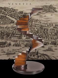 Authentic Models AR019 Spiral Stairs - Peazz.com