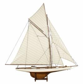 Authentic Models AS076F America's Cup Columbia 1901, Med. French Finish - Peazz.com