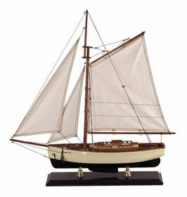 Authentic Models AS134 1930s Classic Yacht, Small - Peazz.com