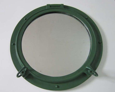 "Sea-worn Porthole Window 24"" - Peazz.com"