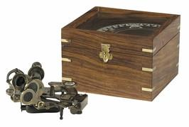 Authentic Models KA032 Sextant In Case - Peazz.com