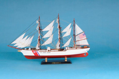 "Handcrafted Model Ships USCG-Eagle-Lim-15 USCG Eagle Limited 15"" - Peazz.com"
