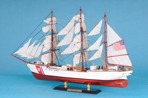 "Handcrafted Model Ships USCG-Eagle-LIM-21 USCG Eagle Limited 21"" - Peazz.com"