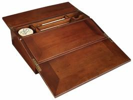 Authentic Models MG076F Campaign Lap Desk, French Finish - Peazz.com