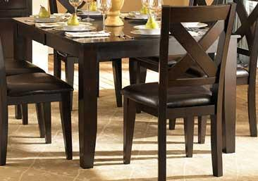 Point Dining Table Only Crown