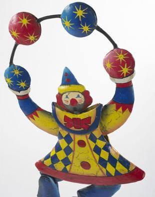Authentic Models TM116 Clown Sky Hook - Peazz.com