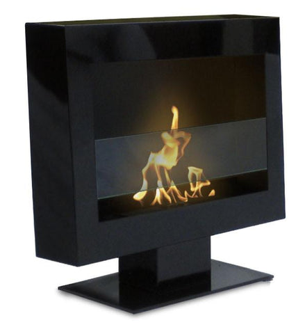 Anywhere Fireplace Floor Standing Fireplace - Tribeca II Model 90201 - Peazz.com