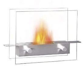Anywhere Fireplace Table Top Fireplace - Metropolitan Model 90293 - Peazz.com