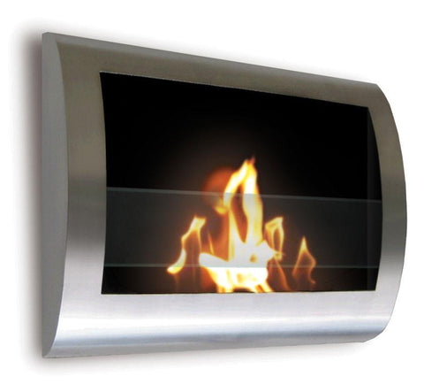 Anywhere Fireplace Indoor Wall Mount Fireplace - Chelsea Model 90298 - Peazz.com