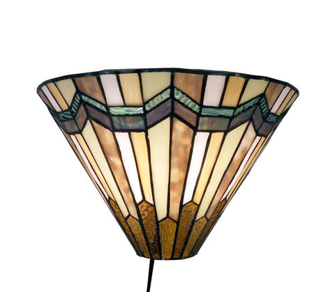 Warehouse of Tiffany TG70W-1 Tiffany Style Arrow Head  Wall Sconce - Peazz.com
