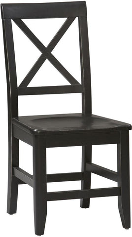 Anna Collection  Dining Chair - 86100C124-01-KD-U - Peazz.com