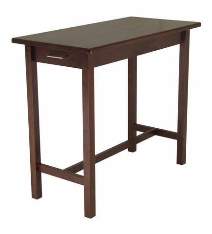 Winsome Wood 94540 Kitchen Island Table with 2 drawers - Peazz.com