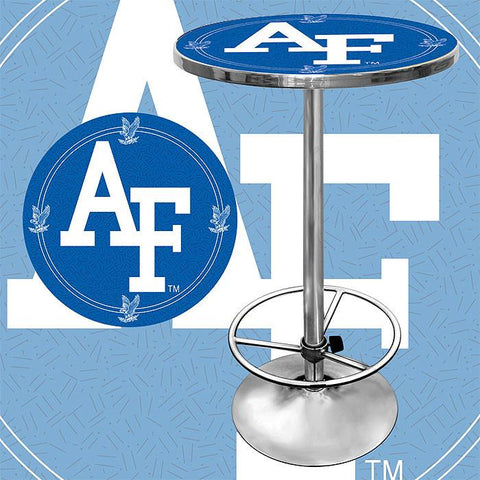 Trademark Commerce CLC2000-AF Air Force Pub Table - Peazz.com