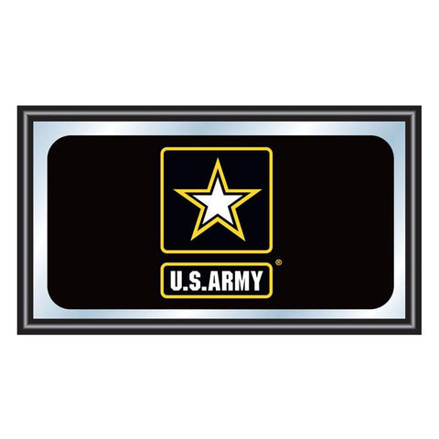 Army1500 U.S. Army Framed Logo Mirror - Peazz.com