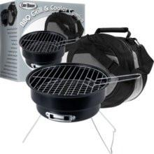 Chef Buddy 75-0718 Chef Buddy Portable Grill & Cooler Combo - Peazz.com