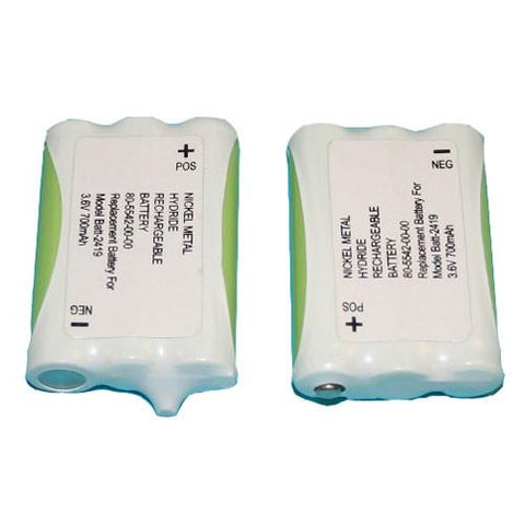 3.6V Battery for ATT-E2100 Series BATT-2419 - Peazz.com