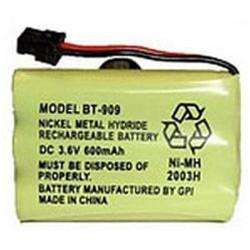 Battery for Uniden WXI377 BATT-909 - Peazz.com