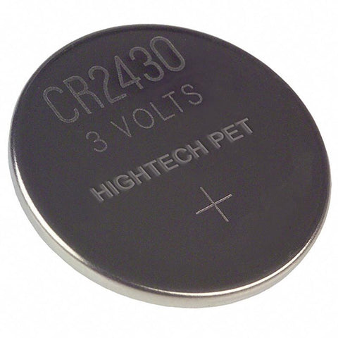 High Tech Pet B-2430-1P Battery, MS-2 Collars - Peazz.com