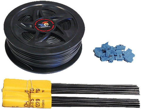 Humane Contain BE-500 Wire and Flag Kit for Humane Contain Fence System - Peazz.com
