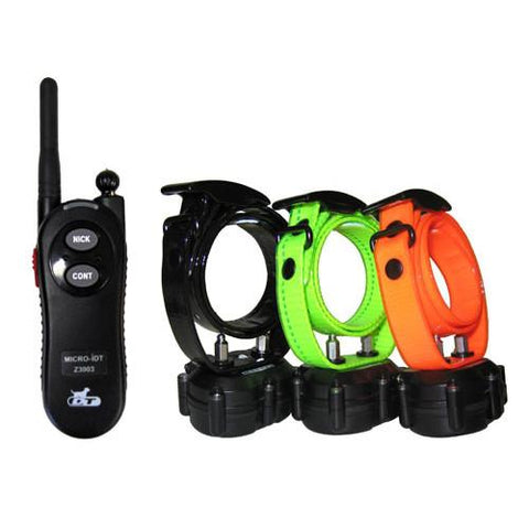 D.T. Systems Micro-iDT 3 Dog Remote Trainer IDT-Z3003 - Peazz.com