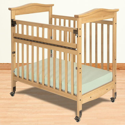 Foundations Biltmore Full-Size SafeReach™ w/ Adjustable Mattress Board, Clearview - Natural - 1822047 - Peazz.com