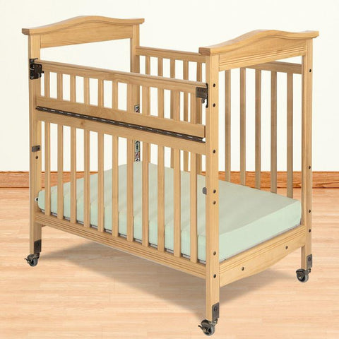 Foundations Biltmore Compact SafeReach™ w/ Adjustable Mattress Board, Clearview - Natural - 1842040 - Peazz.com