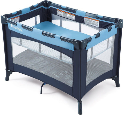Foundations Celebrity™ Portable Crib with Bassinet - Regatta - 50-BS-N1 - Peazz.com