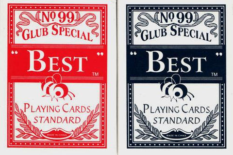 Pair of Best Playing Cards - Peazz.com