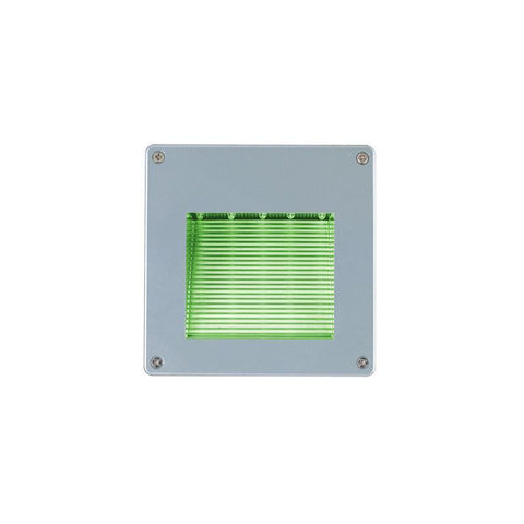 Jesco Lighting HG-ST08L-12V-G LED Recessed Wall Aisle and Step Lights - Peazz.com