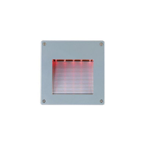 Jesco Lighting HG-ST08L-12V-R LED Recessed Wall Aisle and Step Lights - Peazz.com