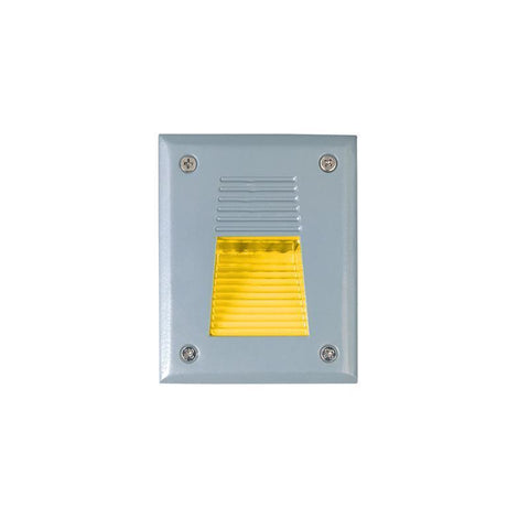 Jesco Lighting HG-ST08S-12V-Y LED Recessed Wall Aisle and Step Lights - Peazz.com