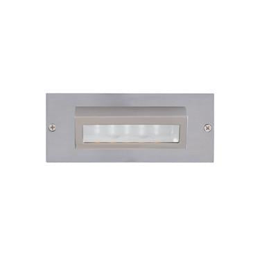 Jesco Lighting HG-ST10B-12V-60 LED Recessed Wall Aisle and Step Lights - Peazz.com