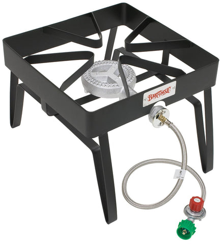 Bayou Classic Sq14 Single Burner Patio Stove - Peazz.com
