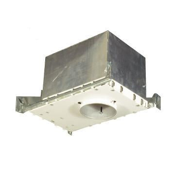 "Jesco Lighting LV4000ICA 4"" Low Voltage Airtight IC Housing For New Construction - Peazz.com"