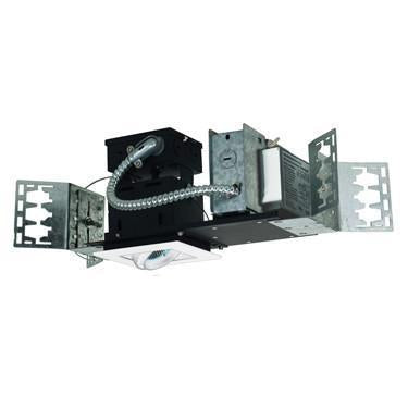 Jesco Lighting MMGMH1639-1EAW 1-Light Linear New Construction (Metal Halide) Includes 120V Electronic Ballast - Peazz.com