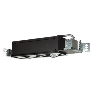 Jesco Lighting MYP30-4WB Four-Light Linear Line Voltage - Peazz.com