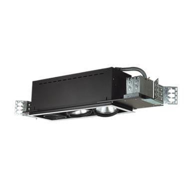Jesco Lighting MYP38-3WB Three-Light Linear Line Voltage - Peazz.com